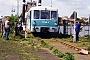 "VEB Bautzen 3/1962 - DR ""771 005-6"" 17.05.1993 - Wolgast-Mahlzow (Usedom), Bahnhof Wolgast FähreMario Stindt"