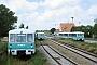 "VEB Bautzen 4/1962 - UBB ""771 006-4"" 26.05.2000 - Zinnowitz (Usedom), BahnhofStefan Motz"