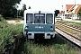 """VEB Bautzen 4/1962 - UBB """"771 006-4"""" 17.06.2001 - Zinnowitz (Usedom), BahnhofErnst Lauer"""