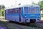"VEB Bautzen 5/1962 - DR ""771 007-2"" 13.08.1993 - Seebad Heringsdorf (Usedom), BahnbetriebswerkIngmar Weidig"