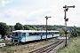 "VEB Bautzen 5/1962 - UBB ""771 007-2"" 26.05.2000 - Zinnowitz (Usedom), BahnhofStefan Motz"