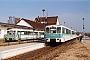 "VEB Bautzen 6/1963 - UBB ""771 013-0"" 31.03.1999 - Zinnowitz (Usedom), BahnhofMartin Kursawe"