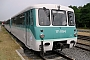 "VEB Bautzen 6/1963 - UBB ""771 013-0"" 17.07.2010 - Zinnowitz (Usedom), BahnhofStefan Pavel"