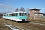 "VEB Bautzen 7/1963 - UBB ""772 201-0"" 18.02.2006 - Zinnowitz (Usedom), BahnhofMario Stindt"