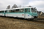 """VEB Bautzen 7/1963 - UBB """"772 201-0"""" 18.03.2006 - Zinnowitz (Usedom), Bahnhof Ralf Lauer"""