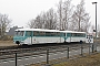 "VEB Bautzen 7/1963 - UBB ""772 201-0"" 12.04.2013 - Zinnowitz (Usedom), BahnhofJörg Meyer"