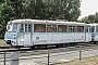 "VEB Bautzen 7/1963 - UBB ""772 201-0"" 15.07.2015 - Zinnowitz (Usedom), BahnhofJörg Meyer"