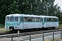 "VEB Bautzen 7/1963 - UBB ""772 201-0"" 23.06.2012 - Zinnowitz (Usedom), BahnhofMirko Schmidt"