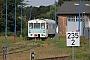 """VEB Bautzen 7/1963 - UBB """"772 201-0"""" 12.07.2016 - Zinnowitz (Usedom), BahnhofCarsten Niehoff"""