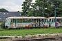 """VEB Bautzen 7/1963 - UBB """"772 201-0"""" 03.07.2017 - Zinnowitz (Usedom), BahnhofKlaus Hentschel"""