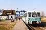 "VEB Bautzen 16/1963 - UBB ""771 023-9"" 02.04.1999 - Wolgast-Mahlzow (Usedom), Bahnhof Wolgast FähreMartin Kursawe"