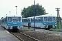"VEB Bautzen 16/1963 - DR ""771 023-9"" 13.08.1993 - Zempin (Usedom), BahnhofIngmar Weidig"