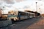 """VEB Bautzen 16/1963 - UBB """"771 023-9"""" 05.11.1995 - Wolgast-Mahlzow (Usedom), Bahnhof Wolgast FähreBernd Gennies"""