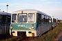 "VEB Bautzen 16/1964 - UBB ""971 646-5"" 27.05.2000 - Zinnowitz (Usedom), BahnhofStefan Motz"