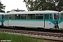"""VEB Bautzen 16/1964 - UBB """"971 646-5"""" 14.08.2008 - Zinnowitz (Usedom), BahnhofStefan Sachs"""