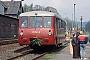 "VEB Bautzen 20/1964 - DR ""171 050-8"" 09.05.1991 - Schleusingen, BahnhofIngmar Weidig"