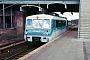 """VEB Bautzen 20/1964 - DB AG """"771 050-2"""" 18.04.1994 Hennigsdorf,HaltepunktNord [D] Ernst Lauer"""