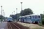 "VEB Bautzen 28/1964 - DR ""771 058-5"" 12.08.1993 - Zempin (Usedom), BahnhofIngmar Weidig"