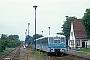 "VEB Bautzen 40/1964 - DR ""771 070-0"" 12.08.1993 - Zempin (Usedom), BahnhofIngmar Weidig"
