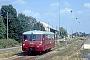 """VEB Bautzen 40/1964 - DR """"171 070-6"""" 19.08.1990 - Apenburg, BahnhofIngmar Weidig"""
