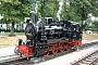 """Vulcan  - RüKB """"99 4632"""" 21.08.2003 - Binz (Rügen), Bahnhof Binz OstRainer Eichhorn"""