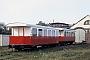 """Weyer ? - DB """"63 121"""" __.08.1987 - Wangerooge, BahnhofUtz von Wagner"""