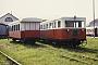 """Wismar 20222 - DB """"699 001-4"""" 19.06.1987 - Wangerooge, BahnbetriebswerkStefan Panske"""