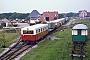 "Wismar 20222 - IBS ""5"" __.08.1979 - Spiekeroog, BahnhofJochen Fink"