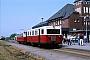 """Wismar 20222 - DB """"699 001-4"""" 12.07.1983 - Wangerooge, BahnhofJochen Fink"""