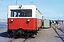 """Wismar 20222 - IBS """"5"""" 03.05.1981 - Spiekeroog, AnlegerWolf-Dietmar Loos"""
