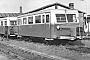 """Wismar 20254 - SVG """"T 25"""" ca.1963 - Westerland (Sylt), BahnhofSlg. Uwe Beeck"""