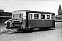 "Wismar 20254 - SVG ""T 25"" ca.1965 - Westerland (Sylt), BahnhofSlg. Christian Hansen"