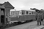 "Wismar 20254 - SVG ""T 25"" 13.05.1961 - Westerland (Sylt), BahnhofWolfgang Illenseer"