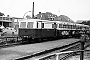"""Wismar 20262 - SVG """"P 1"""" __.__.196x Westerland(Sylt),Bahnhof [D] Archiv Claus Tiedemann"""