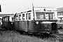 "Wismar 20300 - SVG ""T 22"" __.__.1967 - Westerland (Sylt), BahnhofChristoph Eberstadt"
