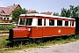 """Wismar 21123 - Öchsle """"VT 1"""" 17.06.1988 - Ochsenhausen, BahnhofPeter Ruthenkolk"""