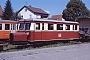 "Wismar 21123 - Öchsle ""VT 1"" 19.08.1989 - Ochsenhausen, BahnbetriebswerkHelmut Philipp"