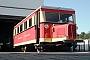 """Wismar 21145 - BKuD """"T 1"""" 11.10.2012 - Borkum, BahnhofChristoph Beyer"""