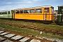 """Westwaggon 153641 - IBL """"VB 4"""" __.07.1989 - Langeoog, BahnhofWolf D. Groote"""